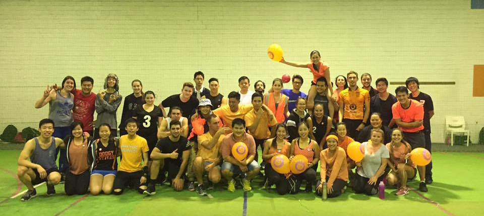 Dodgeball Sydney - Special Events and One Off Bookings